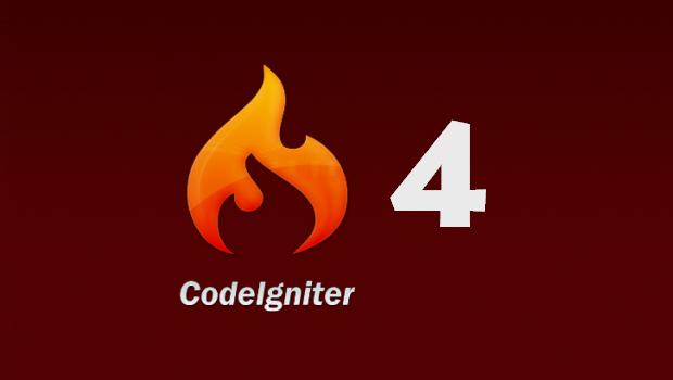 CodeIgniter 4 alpha 1 Rilis