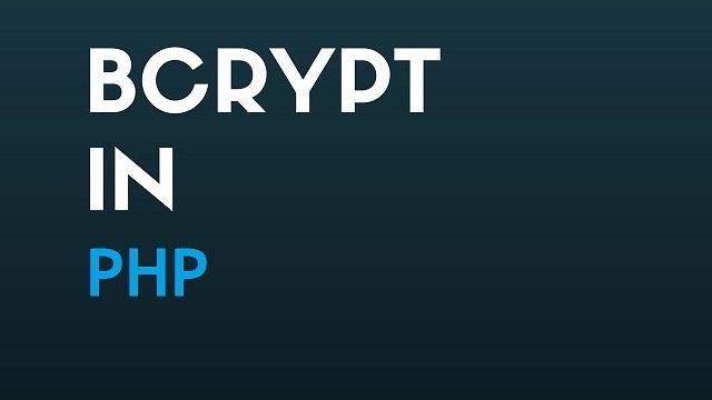BCRYPT - Solusi Enkripsi Terkuat Pengganti MD5